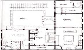 l shaped house plans hahnow