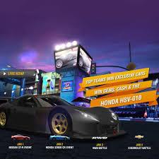 cars honda racing hsv 010 racing rivals on twitter
