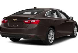 2016 Chevrolet Malibu Overview Cars Com