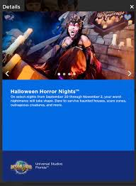 halloween horror nights hollywood map are these the dates for hhn27 u2013 hhn unofficial