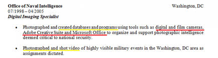 Military Intelligence Resume Military To Civilian Resume How To Use Your Military Experience