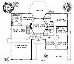 residential home plans residential floor plan