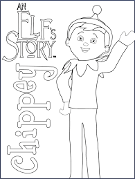 coloring pages of elf christmas coloring pages elves shelves and shelf ideas