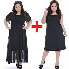 2014 casual women dress plus size xxxl tassel shoulder plus size