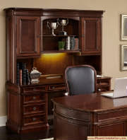 Executive Desk And Credenza Executive Office Furniture And Desks