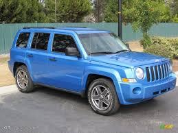 jeep blue car picker blue jeep patriot