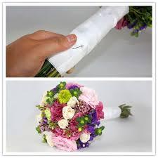 how to make a wedding bouquet wedding flowers do it yourself wedding flower bouquet