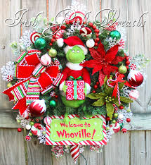 s wreaths where the difference is in the details grinch