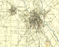 San Jose City College Map by 19th Century Cartography In The Bay Area U2014 Baygeo Journal