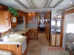 used 2005 monaco dynasty 42 diamond iv motor home class a diesel
