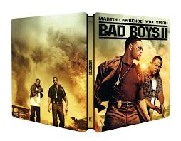 Bad Boys Ii Bad Boys 2 Blu Ray Steelbook Italy Hi Def Ninja Pop