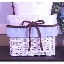 Long Wicker Basket Wayfair
