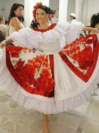 traje del sanjuanero huilense mujer y hombre para colorear san pedro y carnaval en el huila