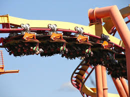 Six Flags Rollercoaster The Best 6 Rides To Ride At Six Flags Magic Mountain