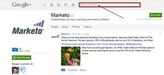 Google Plus Page Vanity Url 12 Google Marketing Tips From The Pros Social Media Examiner