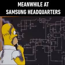 Galaxy Note Meme - maybe we should take that out samsung galaxy note 7 explosion