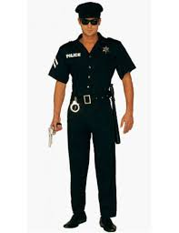 online get cheap police halloween costume for men aliexpress com