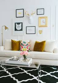 Best Living Room Images On Pinterest Living Spaces Living - White sofa living room decorating ideas