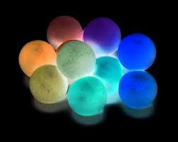 glow balls bouncy balls growing a jeweled