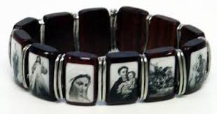 saints bracelet the medjugorje web online store