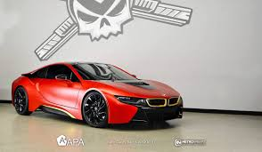 modified bmw i8 teen singer austin mahone customizes his bmw i8