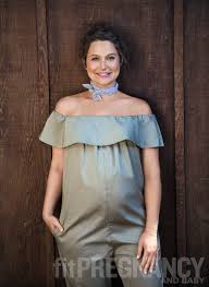 lowe s pregnant katie lowes talks son on the way people com