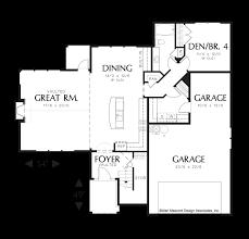 mascord house plan 22132 the hackett