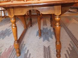 Vintage Drop Leaf Table Lot Detail Absolutely Beautiful Vintage Drop Leaf Solid Maple