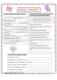 19 best modal verbs images on pinterest printable worksheets