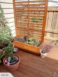 moving sale trellis planter box trade me