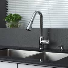 inspirational kitchen faucet with soap dispenser 13 in interior