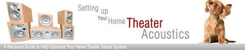 setting up your home theater acoustics by theater seat store