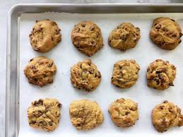 pumpkin chocolate chip cookies with brown butter recipe myrecipes