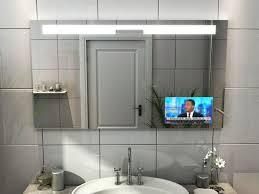 fernseher für badezimmer badspiegel spiegelschränke nach maß kaufen spiegel21