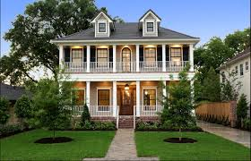 Southern Style Home Decor Modern House Plans Small Living Plan One Story Southern Simple