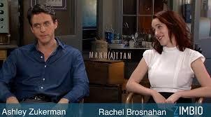 the stars of u0027manhattan u0027 reveal their favorite on screen couples