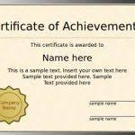 award certificate template powerpoint 8 powerpoint certificate