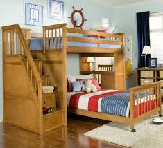 twin over double bunk bed with desk home design ideas