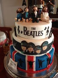 beatles cake toppers beatles birthday cake reha cake