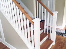 Stair Elements by What You Need To Do When Diy Stair Railings Installation Ellecrafts
