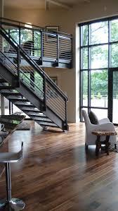 les beaux designs d u0027 escalier métallique archzine fr mezzanine