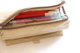 pencil bag how to organise your pencil 5 steps with pictures