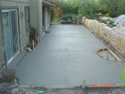 amazing concrete patio costs before patio addition before patio