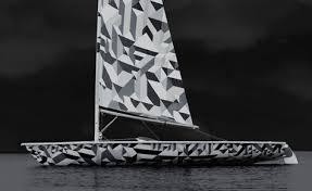 limited edition laser sailboat wallpaper