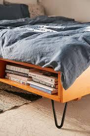 best 25 mid century modern bed ideas on pinterest mid century