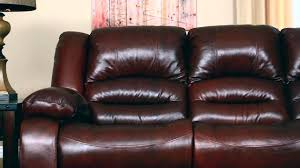 Cognac Leather Sofa by Jerome U0027s Furniture Cognac Leather Sofa Collection Youtube