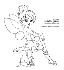 93 outlines fairies images drawings