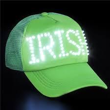 irish st patrick u0027s day light up led trucker hat