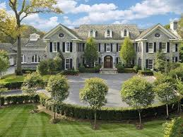 Building A House In Ct House Of The Day A Massive Stone Mansion In Connecticut Is On