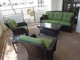 furniture patio chaise lounge chairs wicker sectional lowes